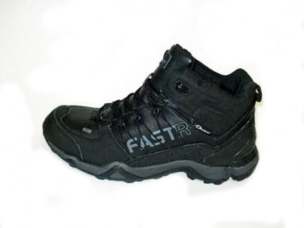 Ботинки Demax зимние на меху. Запорожье. фото 1