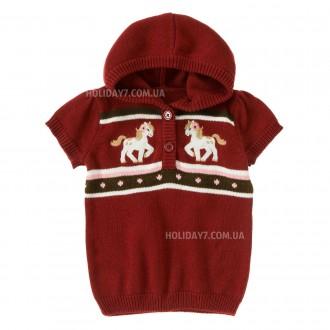 Жилет-свитер хлопковый от Crazy8 (США) возраст 12-24 месяцев. Луцьк. фото 1