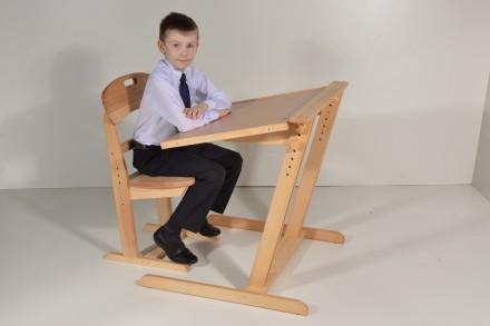 Парта-стол для школьника