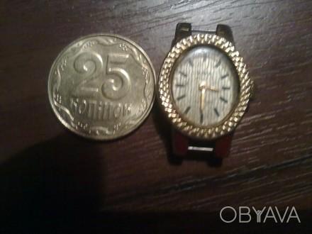 Продам женские рабочие наручные механические часы « Чайка » времён СССР, изготов. Львов, Львовская область. фото 1