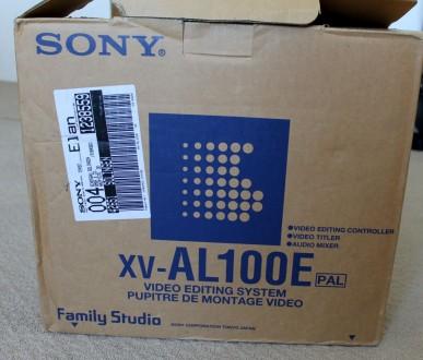 продается новый видеомонтажный комплекс Sony video editing system XV-AL100E заво. Николаев, Николаевская область. фото 4