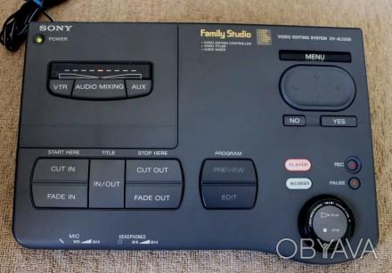 продается новый видеомонтажный комплекс Sony video editing system XV-AL100E заво. Николаев, Николаевская область. фото 1