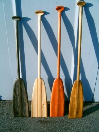 Весло декоративное для гребли на драконе. Весло деревянное, наборное. Лопасть в. Киев, Киевская область. фото 2