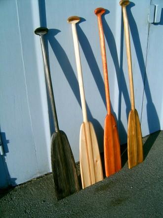 Весло декоративное для гребли на драконе. Весло деревянное, наборное. Лопасть в. Киев, Киевская область. фото 4
