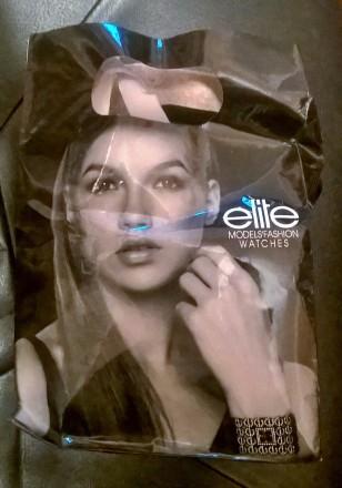 Женские изысканные часы,фирма ELITE Models'Fashion. Elite-агенство моделей номер. Киев, Киевская область. фото 6