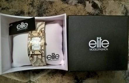 Женские изысканные часы,фирма ELITE Models'Fashion. Elite-агенство моделей номер. Киев, Киевская область. фото 2
