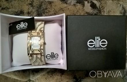 Женские изысканные часы,фирма ELITE Models'Fashion. Elite-агенство моделей номер. Киев, Киевская область. фото 1