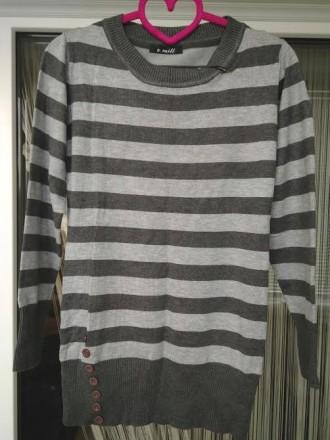 Кофту джемпер свитер Новую длинную торговой марки O Mill (Италия). Размер М. Киев. фото 1