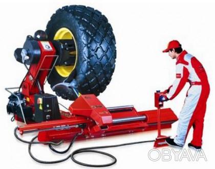 шиномонтажный стенд автомат для колес до 56 дюймов,грузовой,сельхоз и карьерной