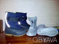 Сноубутсы со съемным валенком американской фирмы L.L. Bean.. Дніпро. фото 1