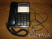 телефон Panasonic офисный, многоканальный.. Днепр. фото 1