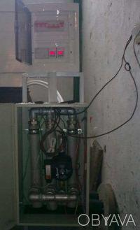 котлы електрические теновые и електродные. Днепр. фото 1