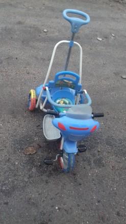 детский велосмпед до 3 лет. Кропивницкий. фото 1