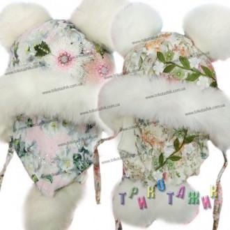 Комплект ручной работы Шапка и шарфик 004 (Украина). Хмельницкий. фото 1
