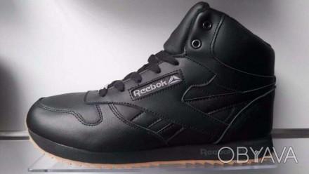 ᐈ Кроссовки Reebok Classic Black Зима ᐈ Черкаси 1200 ГРН - дошка ... bf32efc4d3ad7