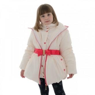 Зимняя куртка для девочки Солнышко. Хмельницкий. фото 1