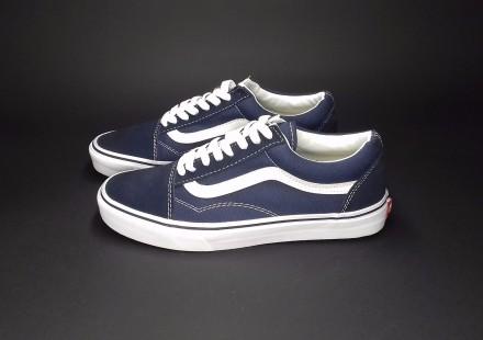 Кеды Vans Old Skool Blue ca9162c6cfd2b