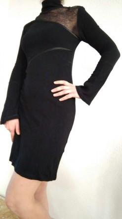 Платье чёрное. Светловодск. фото 1
