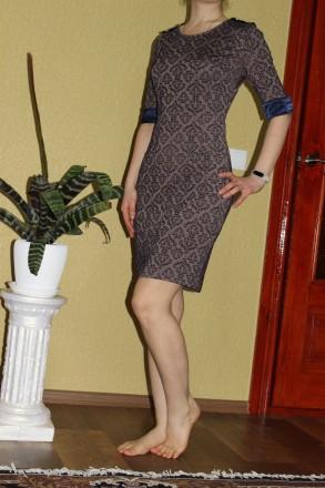 Платье с коллекции Green world fashion. Светловодск. фото 1