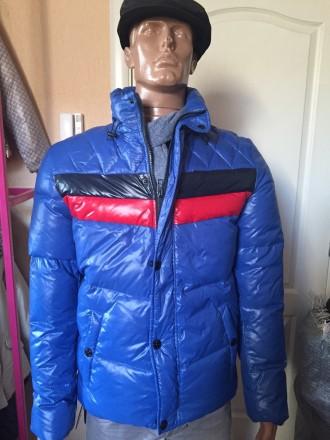 Куртка-пуховик мужская Antony Morato Италия размеры: 48, 50. Чернигов. фото 1