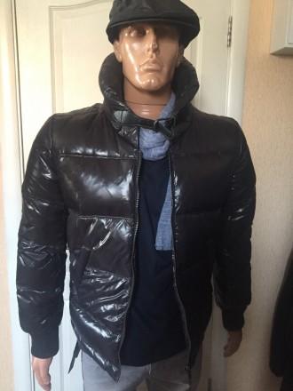 Куртка-пуховик мужская Antony Morato Италия размеры: 46, 48, 50. Чернигов. фото 1