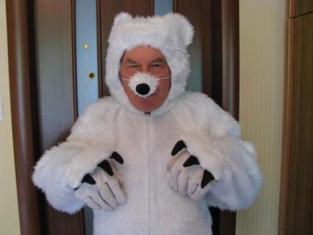 Карнавальные костюмы белых медведей. Суми. фото 1