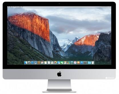 Apple iMac A1418. Светловодск. фото 1