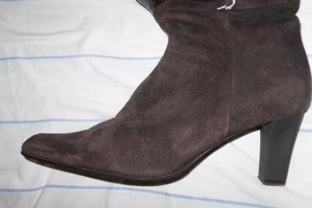 Продам женские, фирменные итальянские сапоги, очень теплые.. Состояние - практич. Херсон, Херсонская область. фото 5