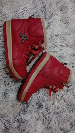 Зимние ботинки р.28. Житомир. фото 1