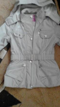 Куртка на девочку. Миколаїв. фото 1