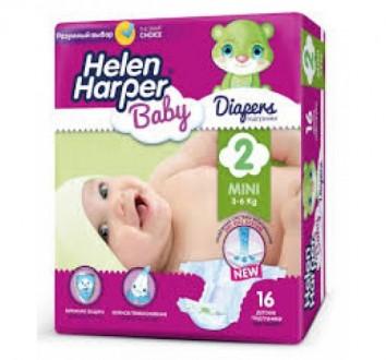 Подгузники Helen Harper Baby в ассортименте. Киев. фото 1