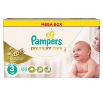 Памперсы Pampers Premium Care New Born (самая честная цена). Киев. фото 1