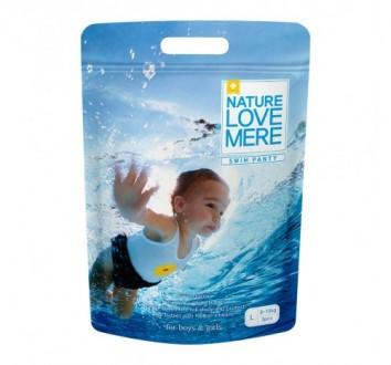 Подгузники-трусики для плавания от Nature Love Mere (NLM). Киев. фото 1