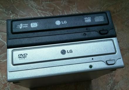 Привод LG DVD RW и LG DVD Rom. Чернигов. фото 1