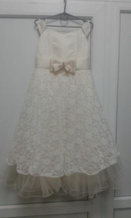 платье на девочку лет 7-8. Одеса. фото 1