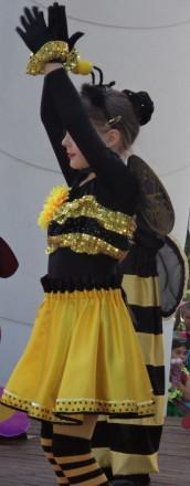 Карнавальный костюм ПЧЕЛКИ. Киев. фото 1