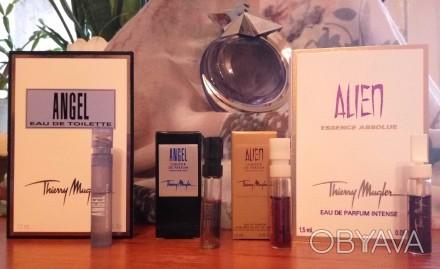 ᐈ пробник парфюмерия Thierry Mugler Alien Angel ᐈ запорожье 50 грн