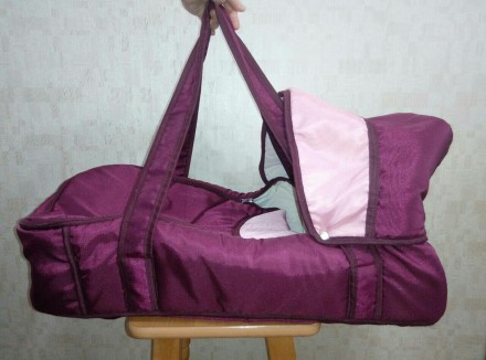 Переноска для ребенка грудничка. Николаев. фото 1