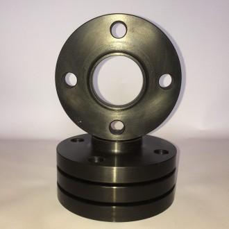 Алюминиевые колесные проставки 4х100, Dia = 56,6, 15 мм (Chevrolet, Daewoo). Мариуполь. фото 1