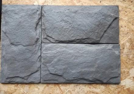Облицовочный камень «Сланец» Гранж. Сумы. фото 1