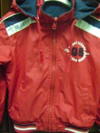 Двохстороння куртка. Ужгород. фото 1