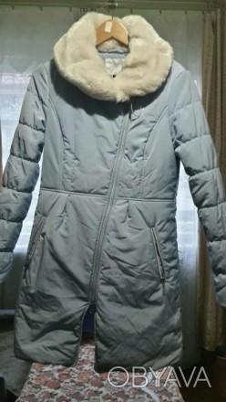 Зимняя женская куртка Зимова куртка