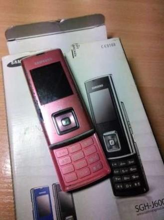 Samsung SGH J600E. Львов. фото 1