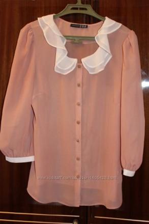 Шифоновая блузка. Кропивницкий. фото 1