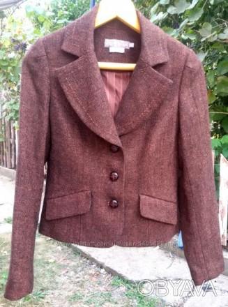 ᐈ Стильный шерстяной женский пиджак-пальто ᐈ Кропивницкий 200 ГРН ... 468e5224d42bd