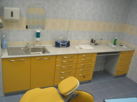 Мебель для стоматологии по индивидуальному дизайну и размерам заказчика. Киев, Киевская область. фото 4