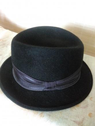 Шляпа фетровая. Одесса. фото 1