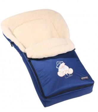 Фирменный чехол (спальный мешок) в коляску/санки Womar. Чернигов. фото 1