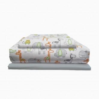 Комплект постельного белья для кроватки COSAS. Киев. фото 1