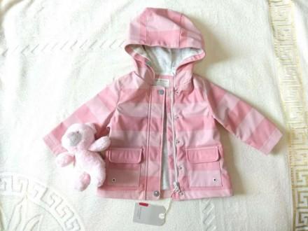 Курточка дождевик Zara. Кропивницкий. фото 1